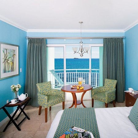 Oyster Bay Beach Resort: Penthouse Bedroom