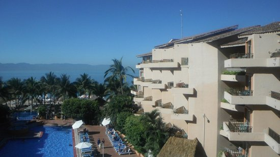 Friendly Vallarta All Inclusive Family Resort:                                     Room with a veiw