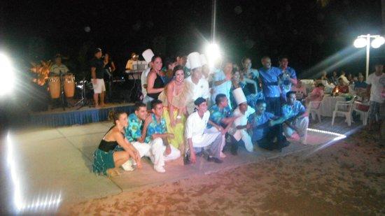 Friendly Vallarta All Inclusive Family Resort:                                     The outstanding staff