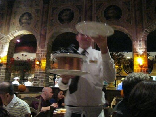 Scarolie's :                   Server Mike
