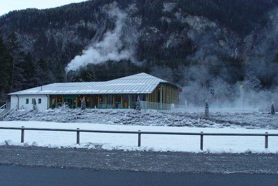 Golf Club Alvaneu Bad:                   winter