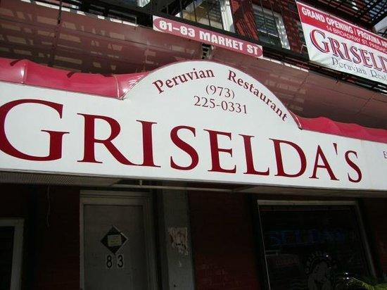 Griselda's Restaurant: Restaurant facade