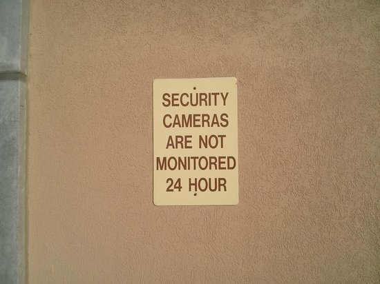 Baymont Inn & Suites Murray/Salt Lake City:                   Security Blunder