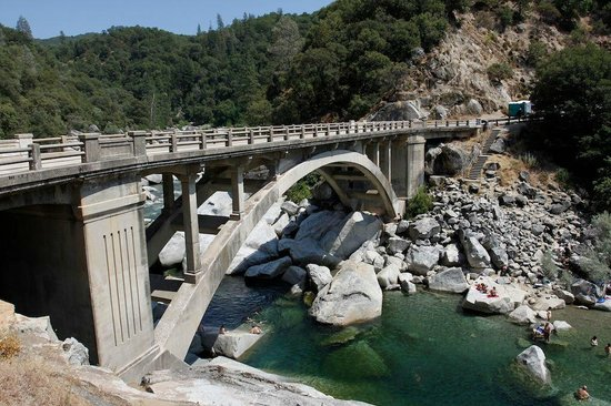 Yuba River:                   South Fork River, ask for directions from our hotel!