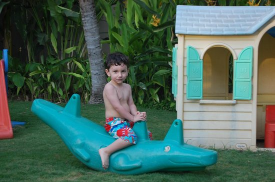 Flamingo Beach Resort & Spa: Play Area for Kids