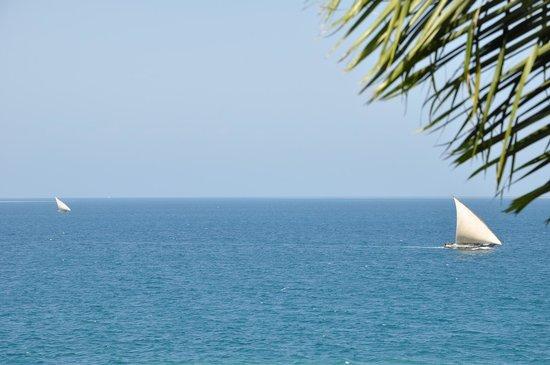 Zanzibar Serena Hotel : Sea view, room #42