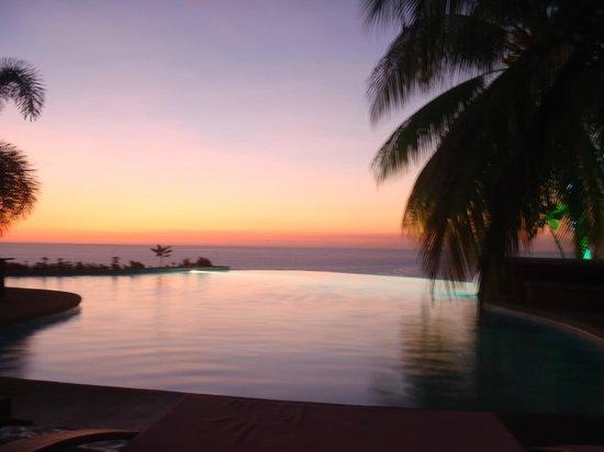 Hotel Vista de Olas:                   View