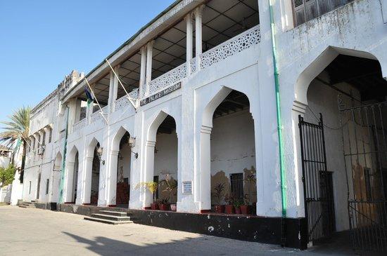 Palace Museum (Beit al-Sahel)