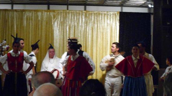 Dorisol Mimosa:                   Traditional dance entertainment great stuff!