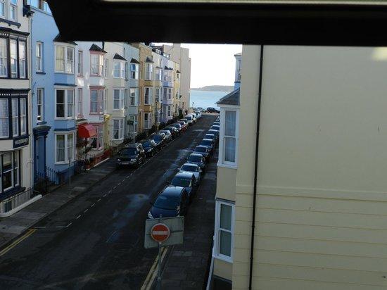 Farnham Hotel: Fantastic view of the Beach