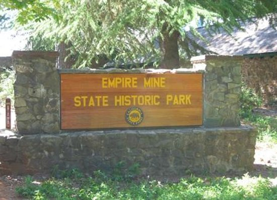 Empire Mine State Historic Park:                                     Empire Mine State Park in Grass Valley, Ca.
