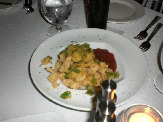 Prime:                   delicious calamari
