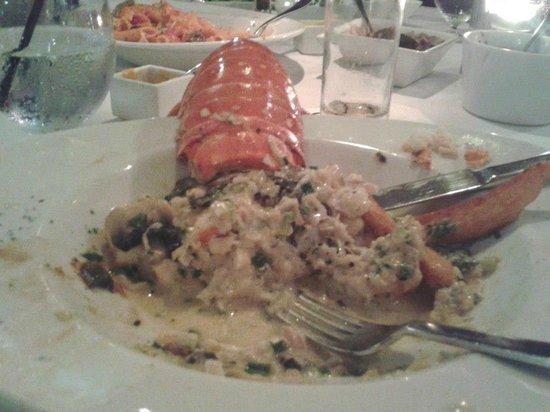Prime :                   lobster