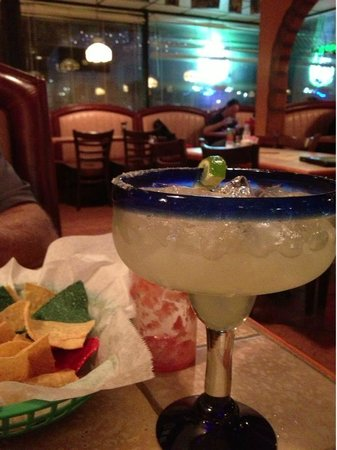 Habaneros 3 Mexican Restaurant:                   Margarita