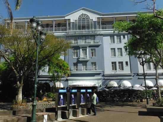 Gran Hotel Costa Rica: Front Exterior