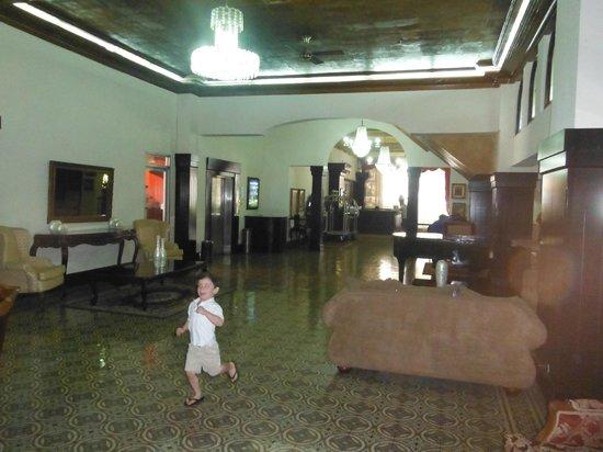 Gran Hotel Costa Rica: Lobby