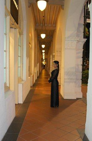 Raffles Hotel Singapore: Amazing shops