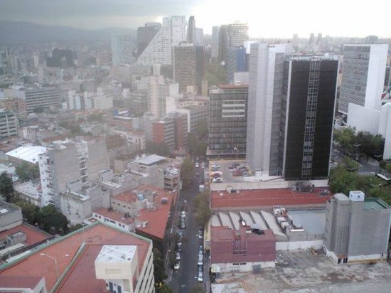 ‪‪Fiesta Americana Reforma‬: View from room‬