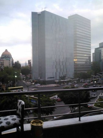Fiesta Americana Reforma: View from Restaurant