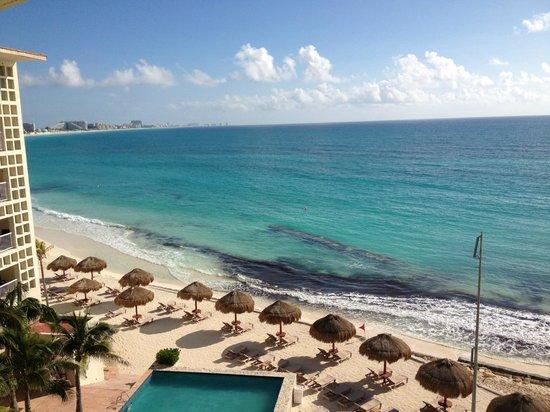 The Westin Resort & Spa Cancun:                   Desde nuestra habitación