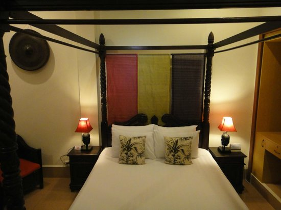 Bougainvillier Hotel:                   Bed