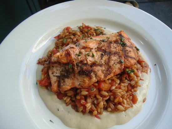 Virginia Inn:                   Salmon