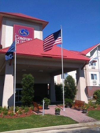 Comfort Suites Owensboro Exterior