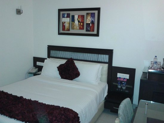 Chandigarh Ashok:                   In the room