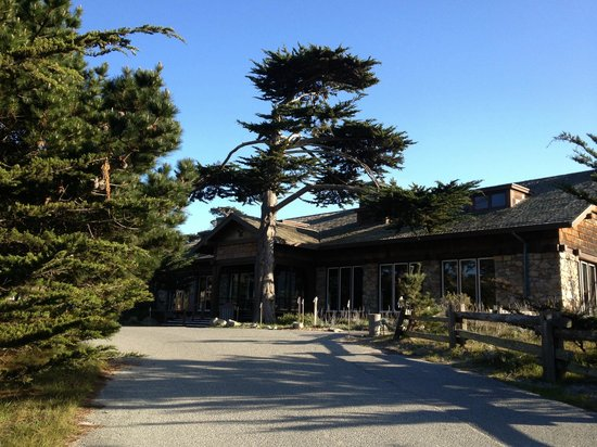 Asilomar Conference Grounds:                   Dining Hall