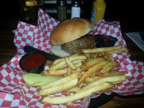 Newt's :                   my Awesome Juicy Lucy