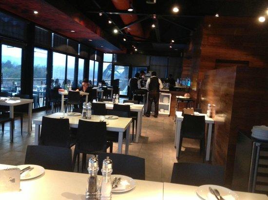 El Lingote Restaurante :                   Interior del Restaurante