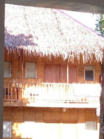 Boracay Ecovillage Resort and Convention Center:                   соломенный дом