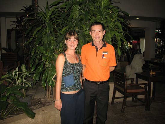 Sunshine Hotel & Residences:                   Самый дружелюбный персонал