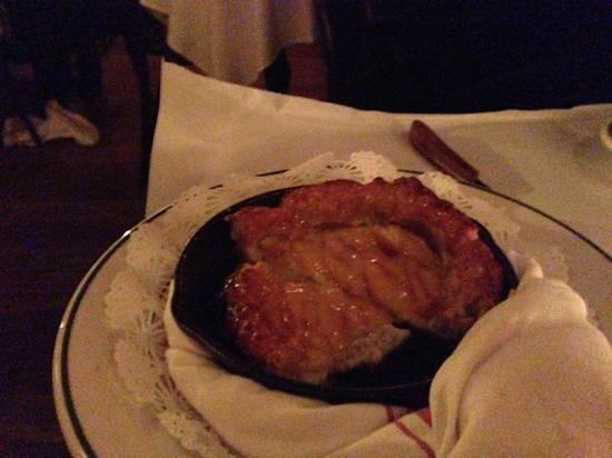 La Villette: tarte aux pommes