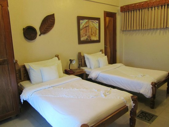 Amarela Resort: The room