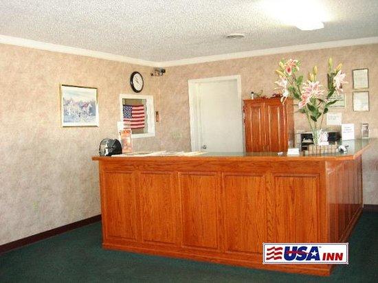 USA Inn: Office