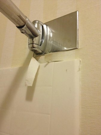 Fairfield Inn Dallas DFW Airport North / Irving: Could they have tried to renovated better?