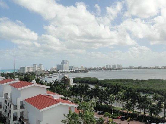 Grand Oasis Palm: vista desde el piso 7