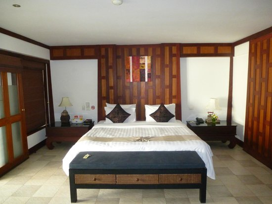Baan Yin Dee Boutique Resort: bedroom