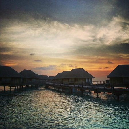Club Med Kani :                                                       instagram shot from the lounge