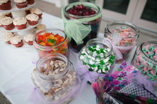 Bonita's Bistro:                                     candy bar