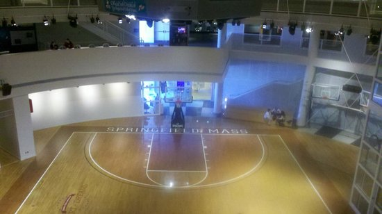 Basketball Hall of Fame照片