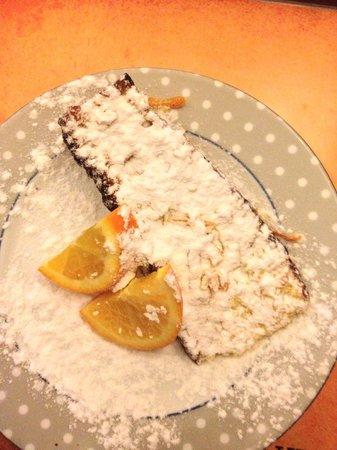 Parsifal : Orange Cake