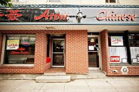 Arom Chinese Cuisine:                   Arom