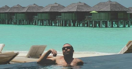 The Sun Siyam Iru Fushi Maldives:                   You'll find your self being to relaxed at the the Hilton Iru Fushi