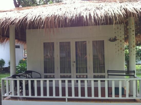 Vongdeuan Resort:                                                       cabaña
