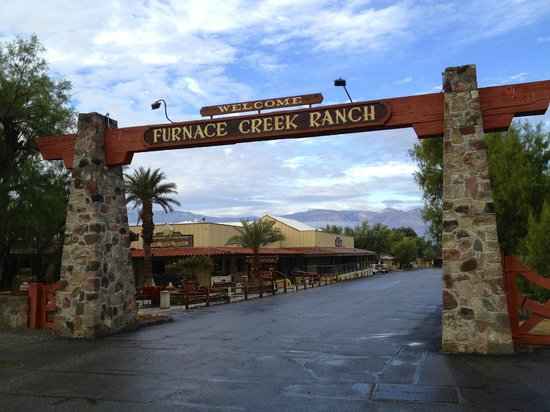 Furnace Creek Inn and Ranch Resort: The Ranch