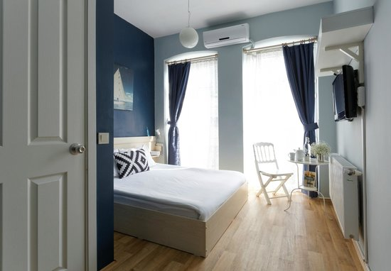 Portus House Istanbul: Deluxe Ensuite Double Room