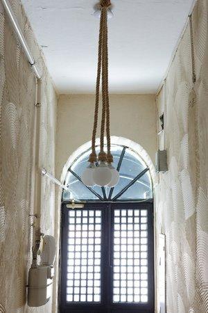 Portus House Istanbul : Entrance