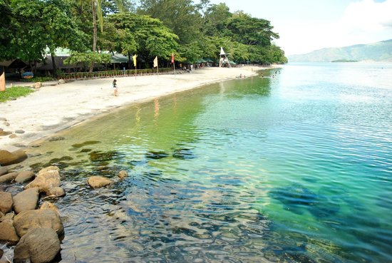 Camayan Beach Resort and Hotel: Just plain Nature...